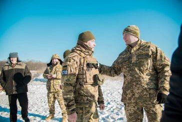 На Тернопільщині відновили навчання підрозділів територіальної оборони (ФОТО)
