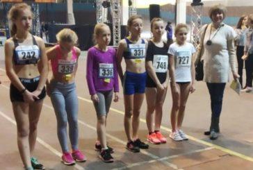 Легкоатлети з Тернополя вибороли у Львові «срібло» і дві «бронзи» у спортивній ходьбі