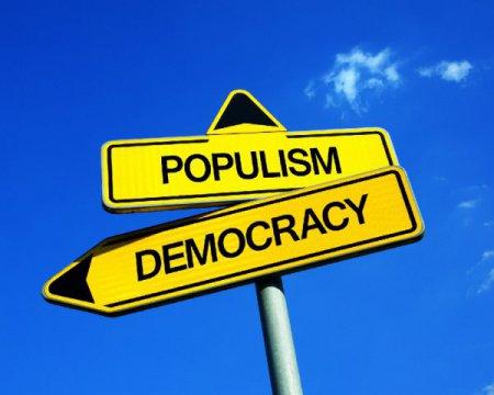 Популістів обирає кожен четвертий європеєць