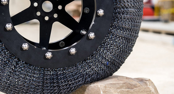 Учені винайшли «вічні» автомобільні шини