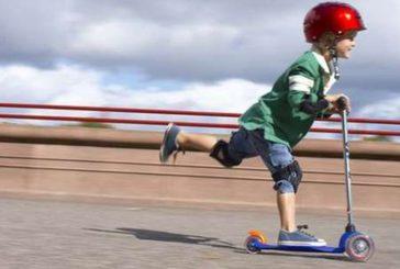 У Венеції за швидку їзду на самокаті оштрафували 5-річного хлопчика