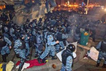 Жодного учасника розгону Майдану не засудили