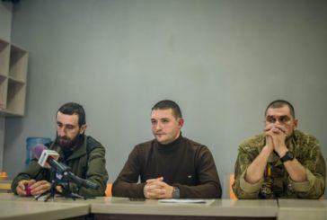 Валерій Чоботар презентував ГО «Спілка воїнів та волонтерів АТО»