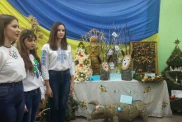 «Замість ялинки – зимовий букет»: учні Шумського ліцею створили чудові новорічно-різдвяні композиції (ФОТО)
