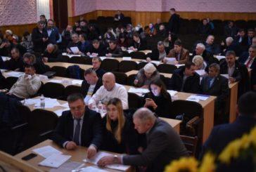 У Почаєві засідає сесія Тернопільської облради