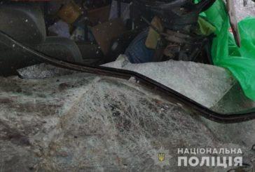 На Тернопільщині у жахливій ДТП загинула людина (ФОТО)
