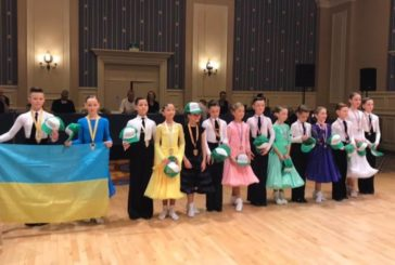 Тернопільські танцюристи стали кращими в світі: дві дитячі пари здобули золото у своїх вікових категоріях (ФОТО)