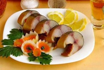Рибка: солона, маринована, «копчена» по-домашньому