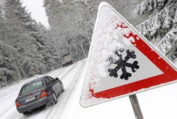 Жителів Тернопільщини попереджають про складні погодні умови
