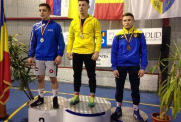 Студент ТНЕУ – призер змагань Міжнародного турніру з греко-римської боротьби (ФОТО)