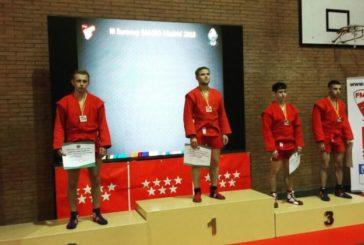 Студент ТНЕУ – призер Кубка Європи з боротьби самбо (ФОТО)