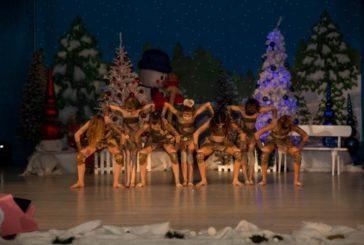 «Ректор ТНЕУ – дітям»: феєричний мюзикл «Різдвяна історія Гномео і Джульєти» переглянули багато маленьких тернополян (ФОТОРЕПОРТАЖ)