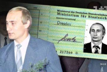 В архівах Дрездена знайшли посвідчення Штазі на ім'я Путіна