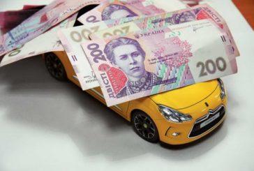 На Тернопільщині сплатили понад 4 млн грн транспортного податку