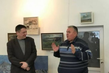 У Кременці відкрилася виставка художника з Волині (ФОТО)