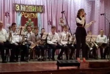 Вихованці та викладачі Лановецької дитячої музичної школи феєрично провели 2018 рік (ФОТО)