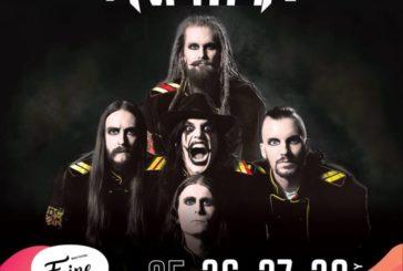 Шведська метал-група «Avatar» виступить на фестивалі «Файне місто» у Тернополі (АНОНС)
