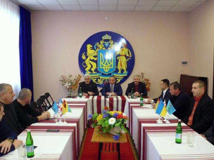 До Кременця завітала делегація з Грузії (ФОТО)