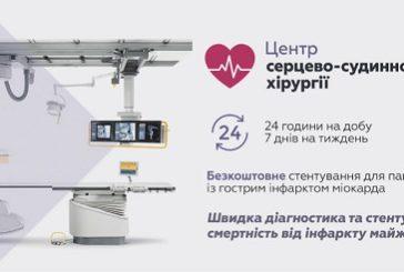 У новому кардіоцентрі Тернополя рятуватимуть життя