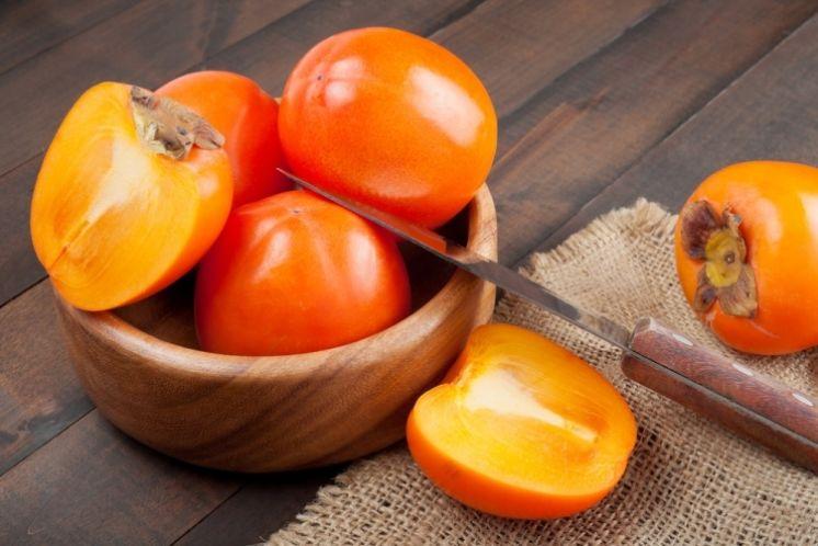 Хурма неймовірно корисна для організму: містить калій, кальцій, залізо, йод