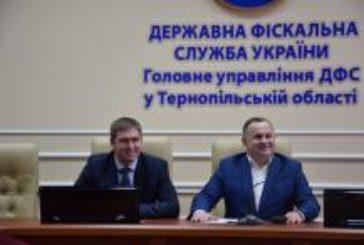 У податкової міліції Тернопільщини – новий керівник