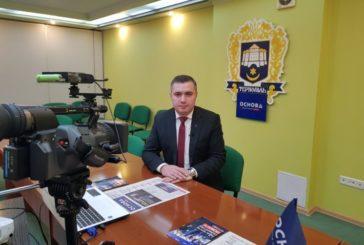 Віктор Забігайло, голова Тернопільської обласної організації політичної партії «Основа»: «Коли ви робите добро іншим, ви в першу чергу робите добро собі» (Бенджамін Франклін)