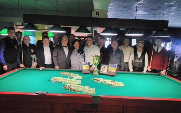 У Тернополі проходив чемпіонат України серед закладів вищої освіти з більярду