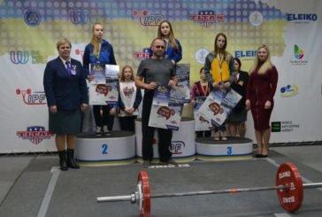 Тернопільські спортсмени з пауерліфтингу привезли нагороди з Кубка України у Коломиї