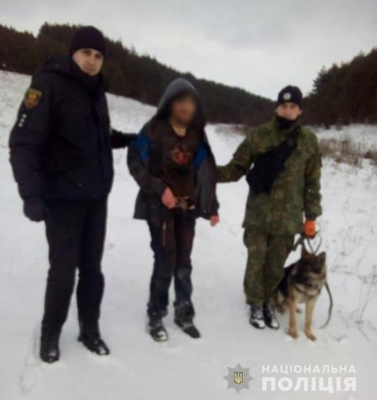 Правоохоронці Тернопільщини завадили жителю Монастириського району покінчити життя самогубством (оновлено)