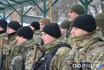 У зону ООС поїхали поліцейські Тернопільщини (ФОТО, ВІДЕО)