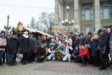На різдвяну Тернопільщину завітали 72 юних гостей з Луганщини та Донеччини (ФОТО)