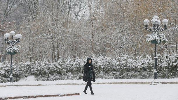 Субота на Тернопільщині буде хмарною, ймовірно, сніжитиме