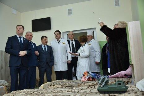 У дитячому відділенні Кременецької райлікарні – оновлені палати (ФОТО)