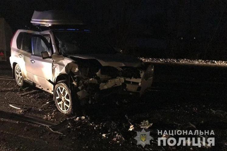 Учора, в вечірній аварії на Тернопільщині зіткнулися три автомобіля. Один чоловік загинув