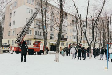 У Тернополі виникла пожежа в багатоквартирному будинку: людей довелося евакуювати (ФОТО)
