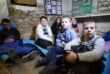 У Тернополі молодь провела 24 години в камерах колишнього слідчого ізолятора КДБ (ФОТО)