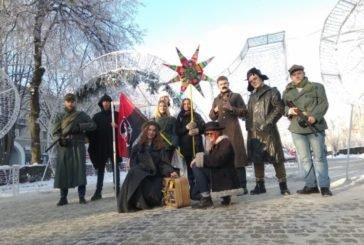 У Тернополі ходить Повстанський вертеп (ФОТО)