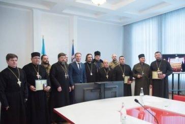 Керівник Тернопільщини запропонував присвоїти отцям-капеланам статус учасника бойових дій (ФОТО)