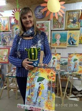 Талановита майстриня з Тернопільщини створює оригінальні іграшки, які приносять щастя і добро