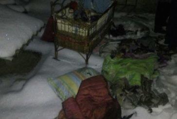 На Тернопільщині в пожежі загинула маленька дитина