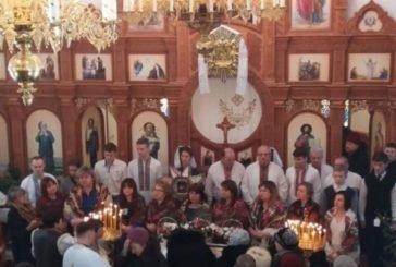 Храм святої мучениці Тетяни у Кременці відзначає 10-річчя з дня заснування (ФОТО)