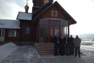 На Шумщині – батьківщині преподобного Амфілохія Почаївського – відслужили Архієрейську Божественну літургію (ФОТО)