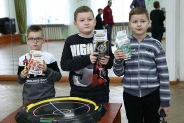 У Шумську – мега крутий турнір «BAYBLADE»