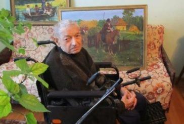 Чути серцем, розмовляти душею: художник з Лановеччини втратив слух, але творить справжні дива фарбами