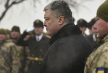 Петро Порошенко: Сьогодні українське військо якісно інше і має все необхідне для успішного виконання бойових завдань»