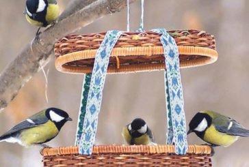 Годівнички для птахів