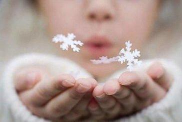 Підставляла сніжинкам долоні