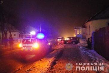 У Почаєві п'яний водій покалічив трьох людей, один з яких виявися поліцейським (ФОТО)