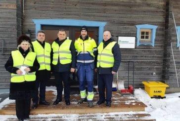 Лісівники Тернопільщини перебувають з робочим візитом у Швеції (ФОТО)