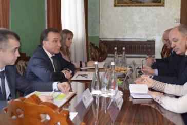 Прокурор Тернопільщини зустрівся з представниками місії ОБСЄ в Україні (ФОТО)